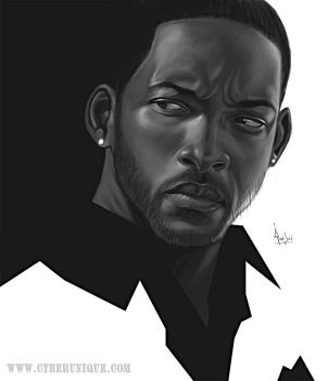 Will Smith by cyberunique