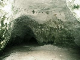 cave - stock by LindaMarieAnson