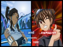 Avatar Korra and Dan Kuso presents Good Time by JohnnyTheEpicChhun