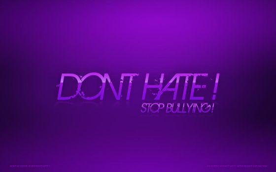 Dont Hate by kErngesund