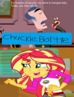 Sunset Shimmer Laughing At Changed Daily by crazycartoons5488