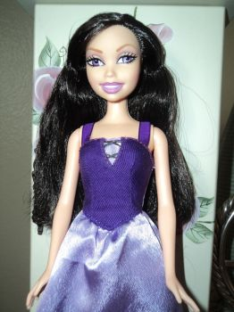 Disney Vanessa Doll by KoolKatKaitlynAATC