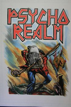 PSYCHO REALM by THERESIN