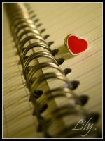 Write your love by Piix-addict