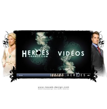 Heroes-France Video Player by Dj-lo