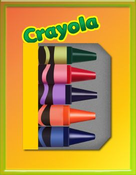 Crayons by lilxtreme