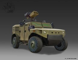 jeep Predator XT by lainad007