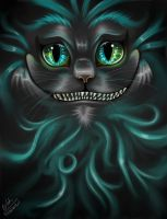 Cheshire by TehChan