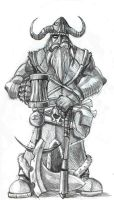 Dwarven Beer by ThePsychoGoat