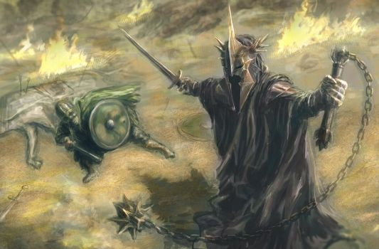 The Witch King by Entar0178