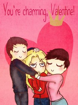 You're Charming, Valentine! by Thatu
