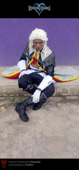 ansem the wise cosplay - photo #18