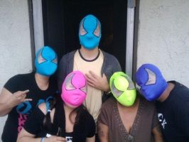 Bloody Beetroots masks03 by hhairball9