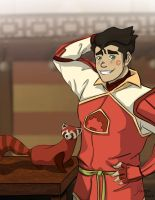 Everybody loves Bolin by ofpink
