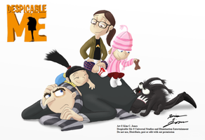 Despicable Me by Slasher12