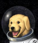 SPACE PUPPY by turbofanatic