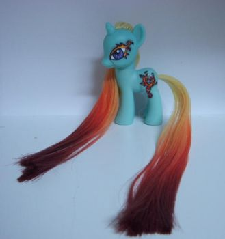 MLP Custom Love Flame by colorscapesart