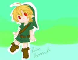 Ben Drowned by Mibot