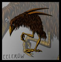 Eelcrow by Illmad