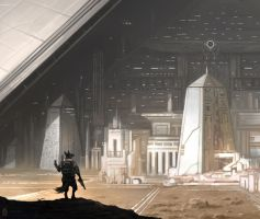 City of Silence by Banzz
