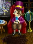 Step into my Parlor by LaSpliten