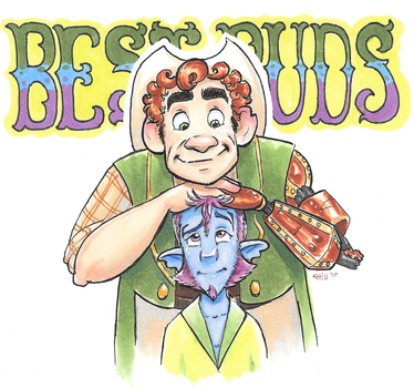 Best Buds by chill13