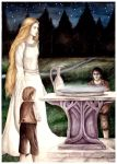 The Mirror of Galadriel by peet