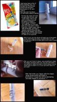 props detail tutorial by FoxTailCosplay
