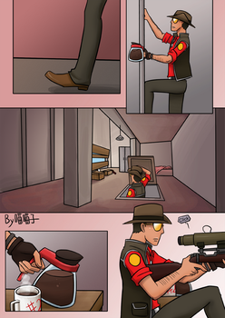TF2_fancomic_My first war 86 by aulauly7