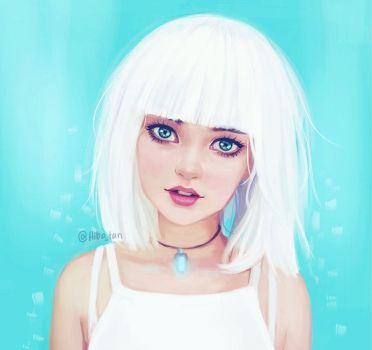 Ice by Hiba-tan