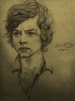 Harry Styles by marissasaur