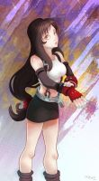 Tifa Commission by Channel-Square