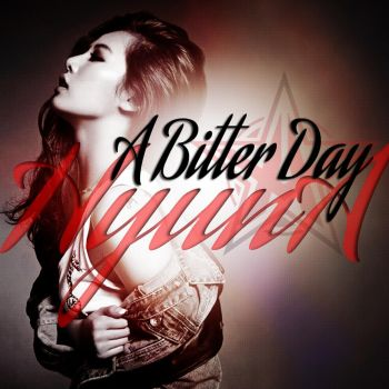 HyunA - A Bitter Day by AHRACOOL