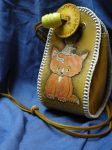 Cat Purse by larrysleather
