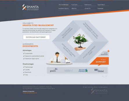 Shanta Investments by prkdeviant