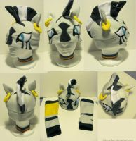 Zecora Hat and Fingerless Gloves by Like-a-Surr