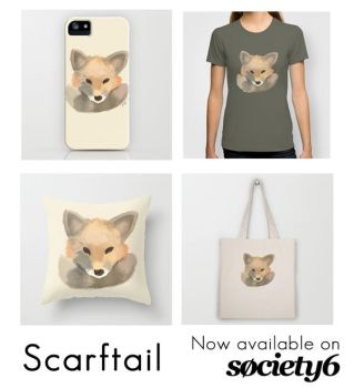Scarftail merch by amplified27