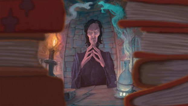 Half Blood Prince by LeVavour
