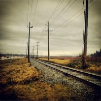 The Road to Nowhere by 666mephistopheles