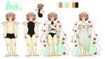 ava character sheet by flvffy