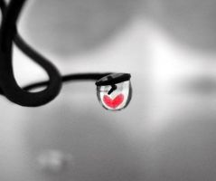 Drop of Love by uswcm