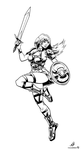 SoulBlade - SOPHITIA (1P) by CrescentDebris