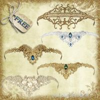 Circlet Pack by Just-A-Little-Knotty
