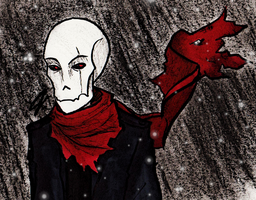 It snows in hell by VanGold