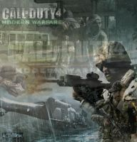 Call of Duty 4 by FuzzySoap