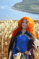 Merida by elara-dark