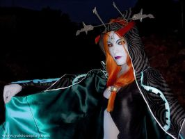 Legend of Zelda. Midna Cosplay by Yukilefay
