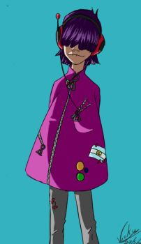 Noodle by Bipee