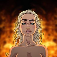 The Unburnt by joe-twoanimators