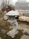 Stone Lamp Stock 10 by little-stock